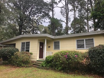tallahassee Single Family Home For Sale: 607 Kyle Street