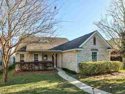 tallahassee Single Family Home For Sale: 4859 Heritage Park Boulevard