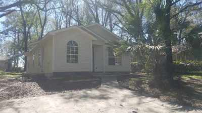 tallahassee Single Family Home For Sale: 705 Crossway