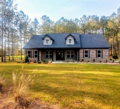 Tallahassee Single Family Home For Sale: 8140 N Viburnum Court