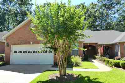 Tallahassee FL Condo/Townhouse Contingent: $255,000