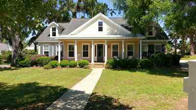 Tallahassee Single Family Home For Sale: 4110 Faulkner Lane