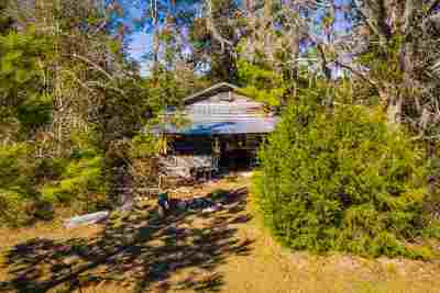 Gadsden County Single Family Home For Sale: 1002 Moore Road