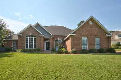 Tallahassee Single Family Home New: 6290 Blackfox Way