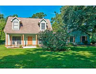 Tallahassee FL Single Family Home New: $348,900