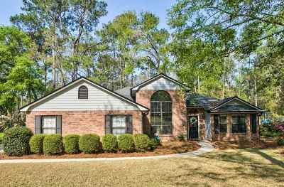Tallahassee FL Single Family Home New: $290,000