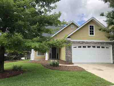 tallahassee Single Family Home For Sale: 1603 Shadowmoss Avenue