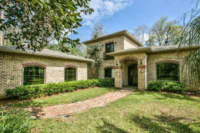 Tallahassee Single Family Home For Sale: 1253 Williams Landing (Lot 11-12) Road