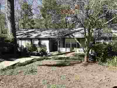 tallahassee Single Family Home For Sale: 1112 Missionwood Lane