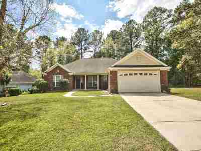 tallahassee Single Family Home For Sale: 964 Parkview Drive
