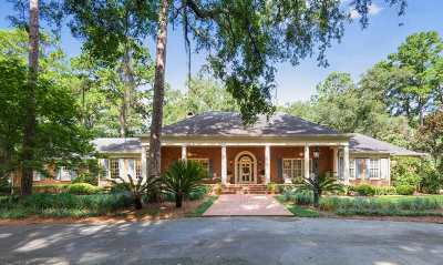 Tallahassee Single Family Home For Sale: 2810 Cline Street