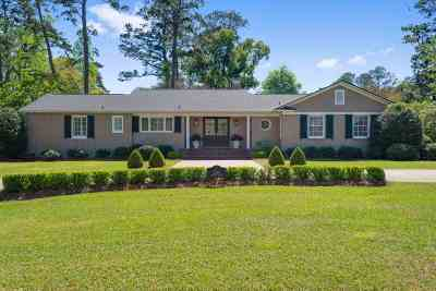 tallahassee Single Family Home Back On Market: 1319 Betton Road