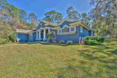 Tallahassee Single Family Home For Sale: 507 South Ride