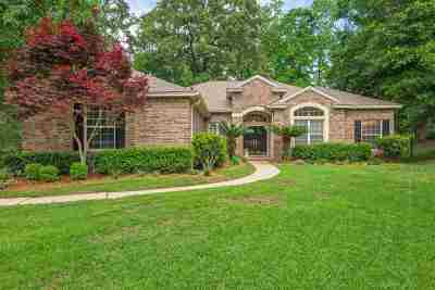 Tallahassee Single Family Home For Sale: 3046 Feeney Court
