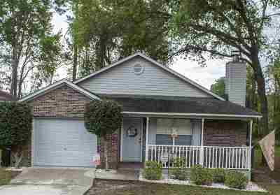 tallahassee Single Family Home Reduce Price: 4489 Westover Drive