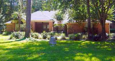 Tallahassee Single Family Home For Sale: 9025 Glen Eagle Way