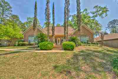 Tallahassee Single Family Home For Sale: 2946 E Golden Eagle Drive
