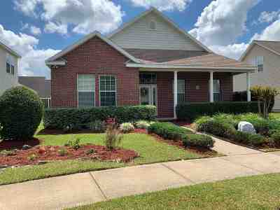tallahassee Single Family Home For Sale: 143 Goose Creek Trail