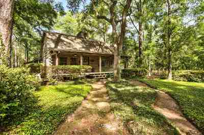 Tallahassee Single Family Home New: 6600 Treasure Oaks Circle