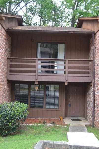 tallahassee Condo/Townhouse For Sale: 2295 Shady Timbers Circle, Unit B #47