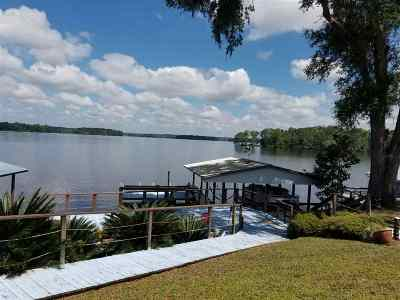 tallahassee Single Family Home For Sale: 24288 Lanier Street