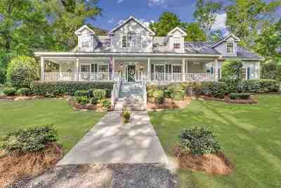 Gadsden County Single Family Home For Sale: 1215 Havana Hwy