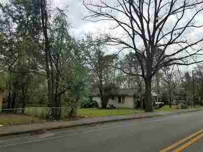 tallahassee Single Family Home For Sale: 1814 Holton Street