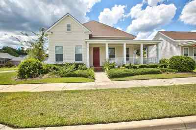 Tallahassee Single Family Home New: 4116 Raleigh Way