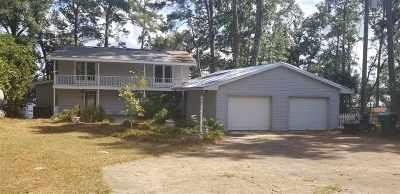 Gadsden County Single Family Home For Sale: 1010 Talquin Avenue