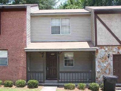 tallahassee Condo/Townhouse For Sale: 1563 Jacks Drive #B
