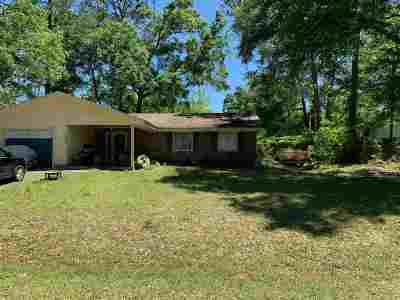 tallahassee Single Family Home For Sale: 4505 Zonker Court