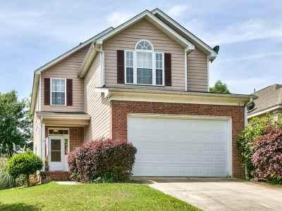 Tallahassee Single Family Home New: 1811 Acorn Ridge Trail
