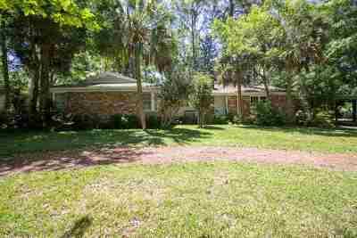 Tallahassee Single Family Home New: 2203 Wall Street