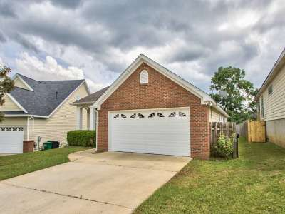 Tallahassee Single Family Home New: 2648 Heathrow Drive