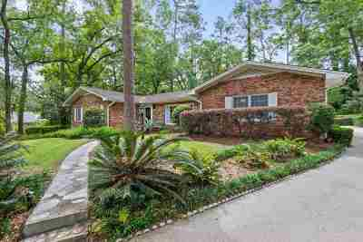 Tallahassee Single Family Home New: 2269 Trescott Drive