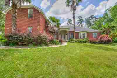 Tallahassee Single Family Home Reduce Price: 9519 Starhawk Drive