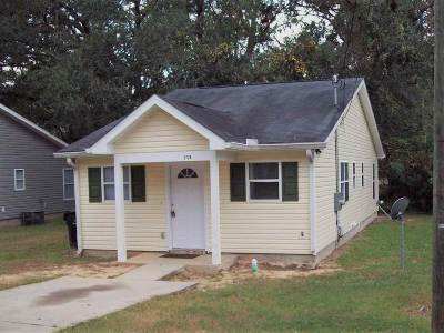 tallahassee Single Family Home For Sale: 2726 Cypress Lake Street