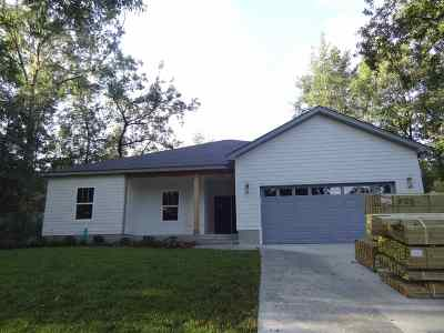 tallahassee Single Family Home For Sale: 2411 San Pedro Ave