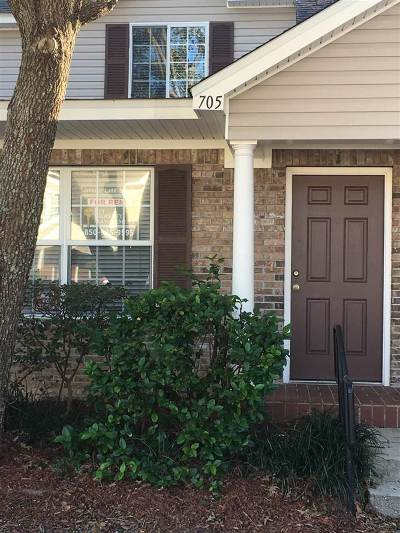 tallahassee Condo/Townhouse For Sale: 2738 W Tharpe Street #705