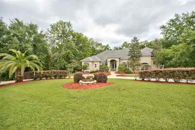 tallahassee Single Family Home For Sale: 7031 Heritage Ridge Road