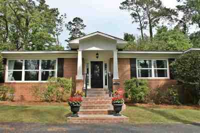 Tallahassee Single Family Home For Sale: 1505 Crestview Avenue