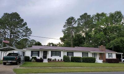 tallahassee Single Family Home Back On Market: 2102 Gibbs Drive