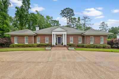 tallahassee Single Family Home For Sale: 1126 Carriage Road