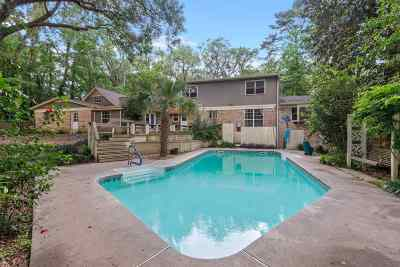 tallahassee Single Family Home For Sale: 2608 Cline Street