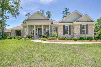 Tallahassee Single Family Home For Sale: 3231 Pablo Creek Way