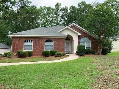 tallahassee Single Family Home For Sale: 1836 Celtic Road