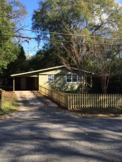 tallahassee Single Family Home For Sale: 1117 N Mlk Boulevard