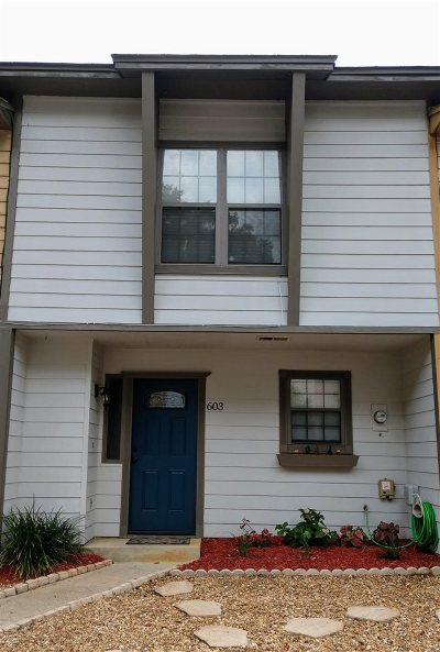 tallahassee Condo/Townhouse Reduce Price: 603 Acorn Grove Ct