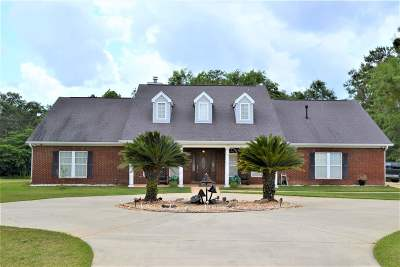 Tallahassee Single Family Home For Sale: 4028 Logans Run