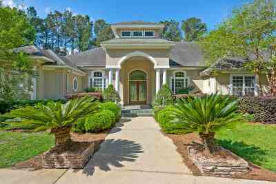 tallahassee Single Family Home For Sale: 7024 Grenville Road